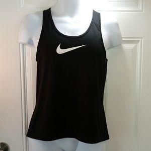 Nike Pro black Razorback Dri-Fit tank top